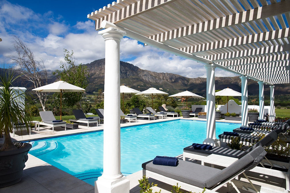 Mont Rochelle, Cape Town, South Africa