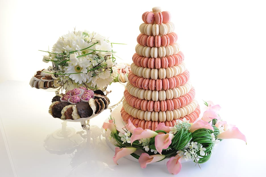 Macaroons from Forrey and Galland