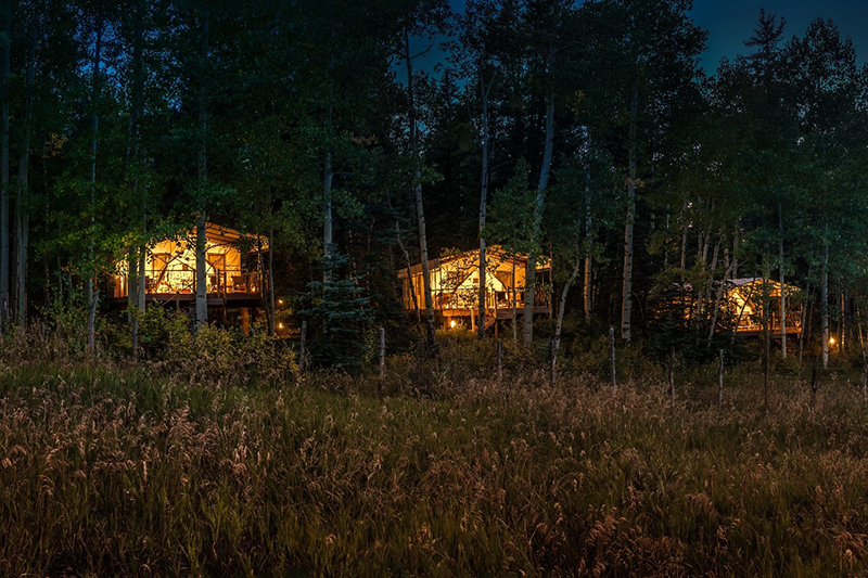 outdoor adventure this Father's Day at Dunton River Camp. Located at Cresto Ranch