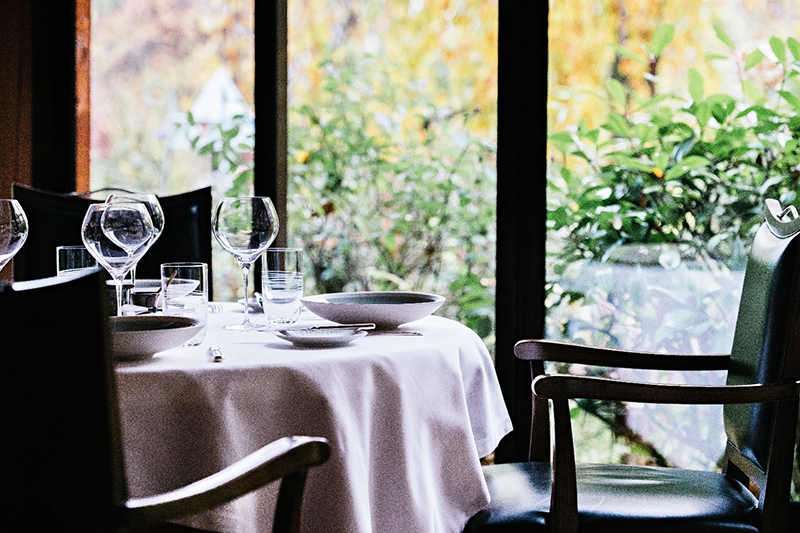a special package for Father's Day at Le Relais Barnard Loiseau in Burgundy, France