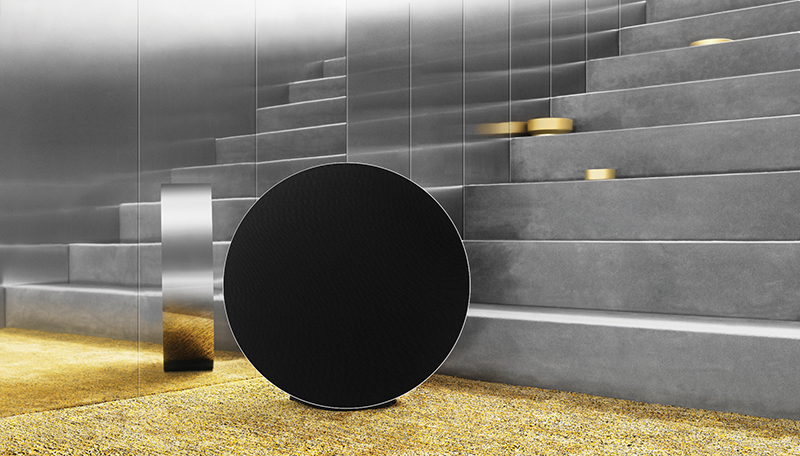 Bang & Olufsen Beosound Edge gadget to have