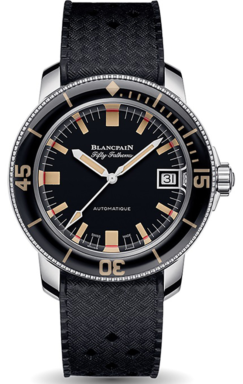 Blancpain Fifty Fathoms Barakuda watches