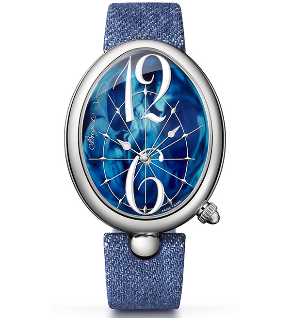 Breguet Reine de Naples 8967 Steel watches