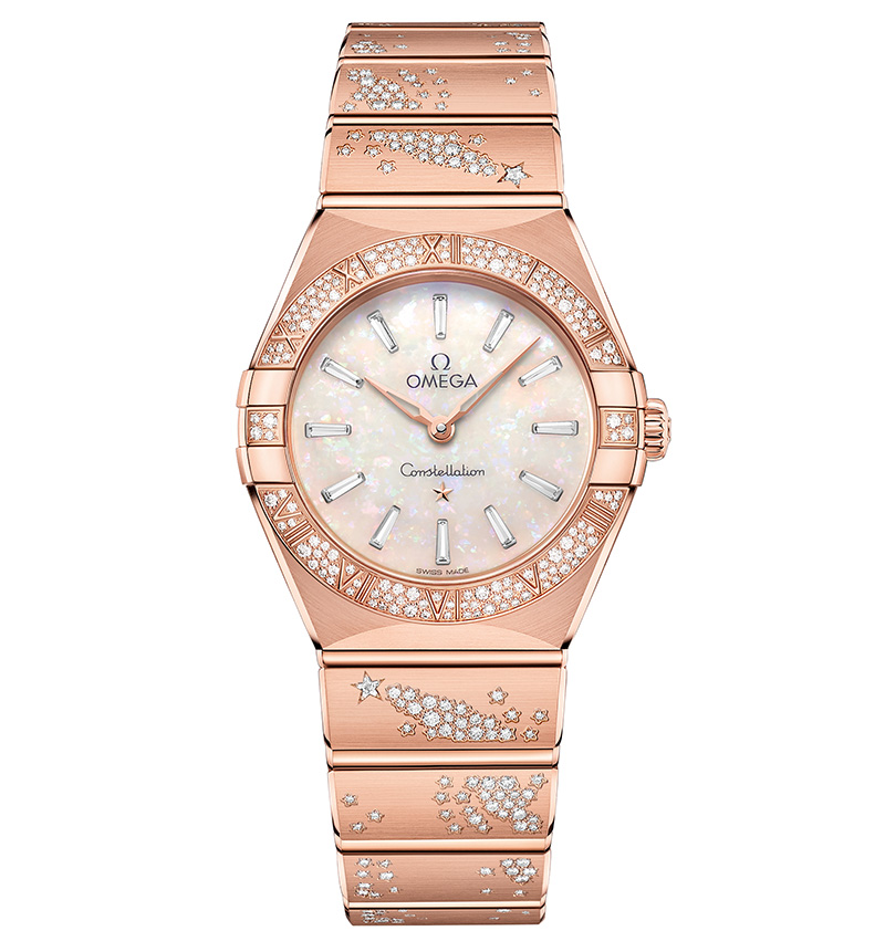 Omega Constellation Manhattan Jewelry watches