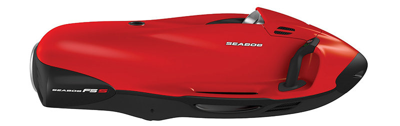 Seabob F5 SR with camera, a perfect gadget to own