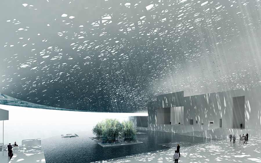 Abu Dhabi Edition. TDIC Architect Ateliers Jean Nouvel.