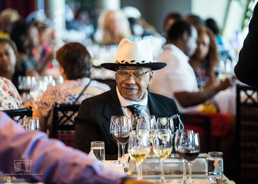Wine Tasting with Marshall of The ChiLites, Soul Train Cruise