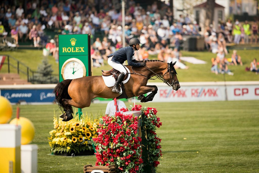Rolex Testimonee Kent Farrington and His Iconic Show Jumping
