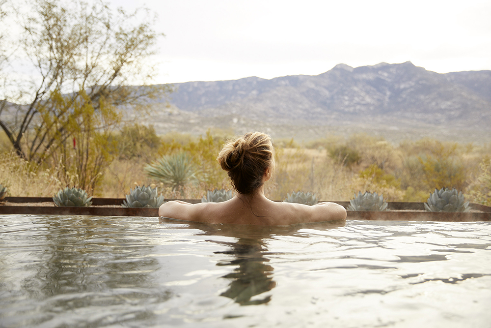Miraval Spa & Resort in Tucson, AZ