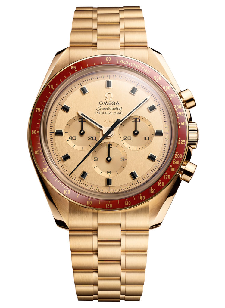 The Omega Speedmaster, an Iconic watch