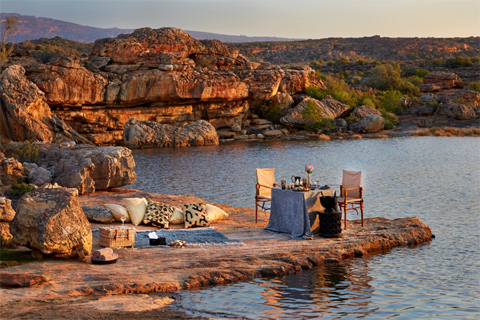 A Starlit South Africa for nature loving couples for Valentine's Day 2020