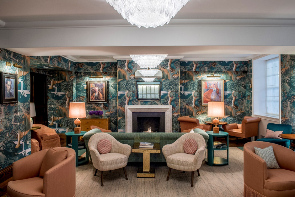 One of London's Most Romantic Hotels, The Bloomsburyfor Valentine's Day 2020