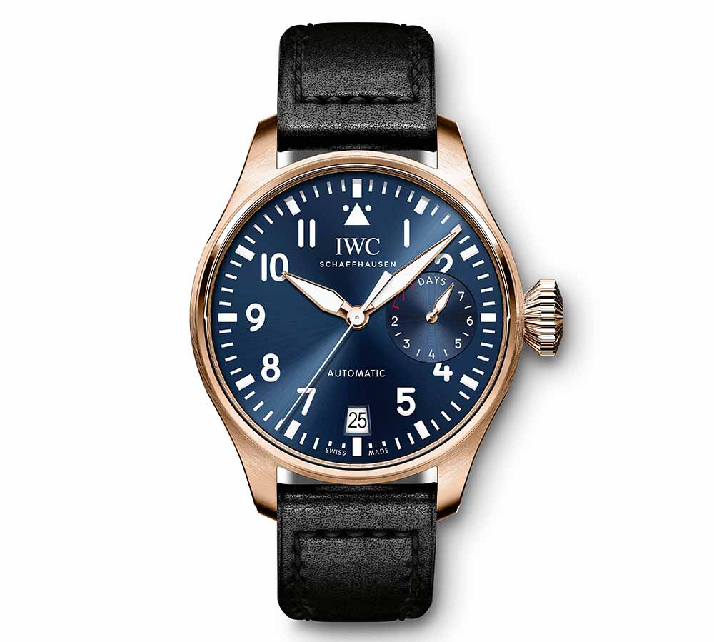 IW9 Big Pilot watch - Worn by Bradley Cooper at the 91st Academy Awards