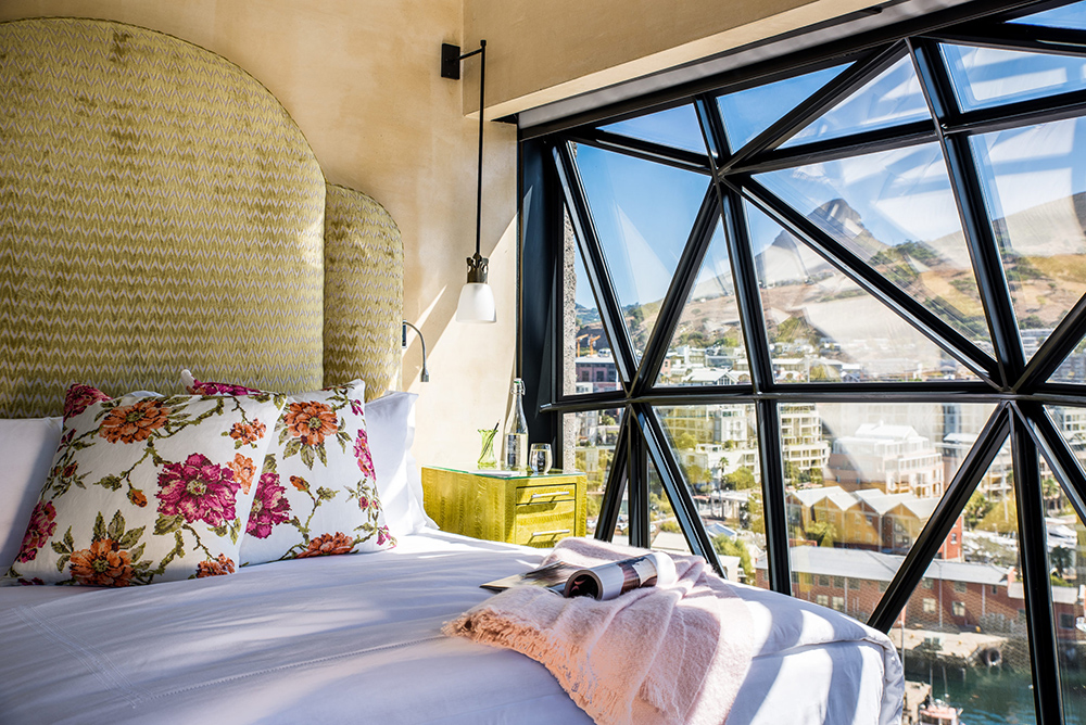 The Silo Hotel, a Waterfront hotel at Cape Town, South Africa. Photographer: Mark Williams