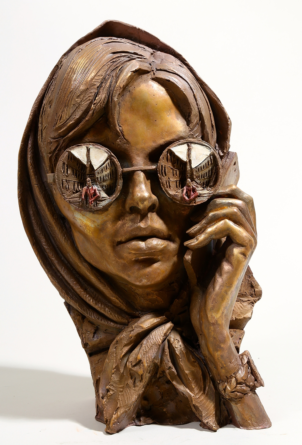 Grace 2016 bronze by british sculptor, Paul Day