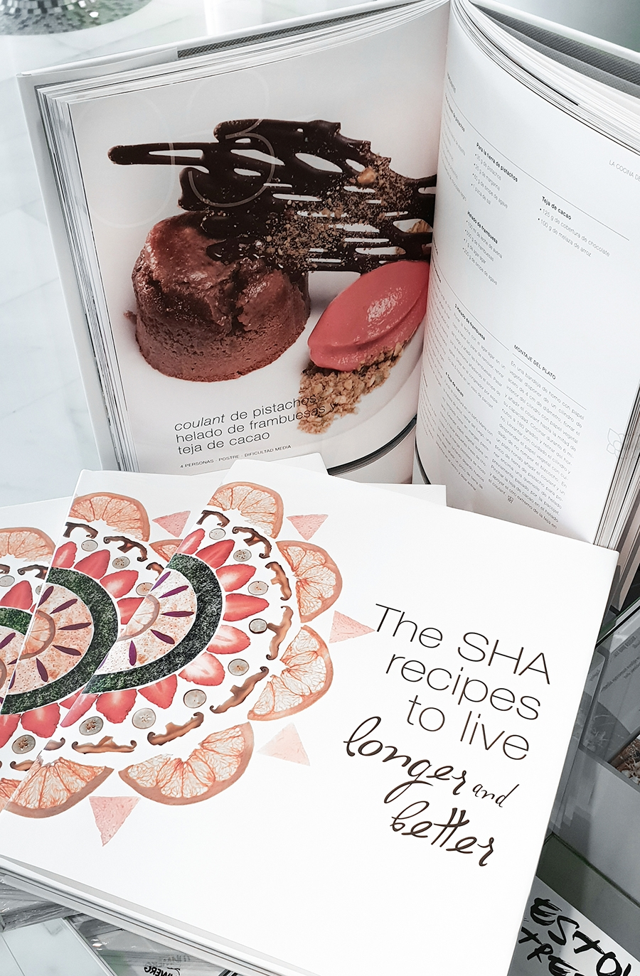 libro SHA, perfect as a Mother's Day gift