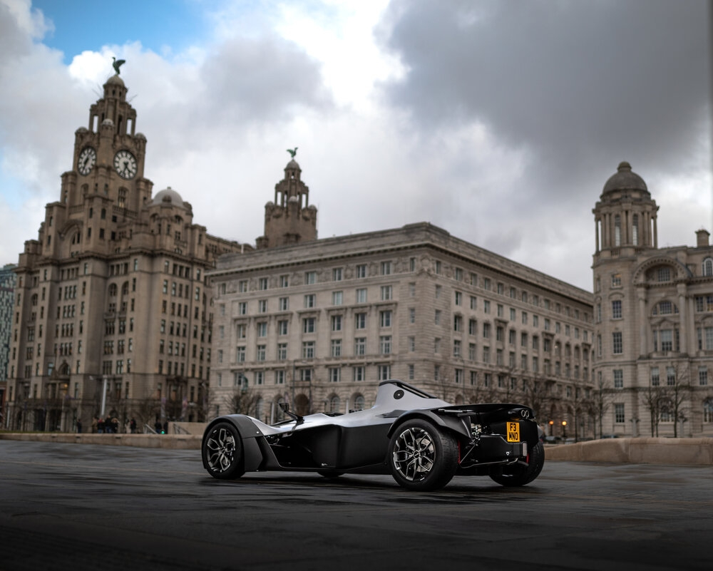 The 2020 BAC Mono Sports Car