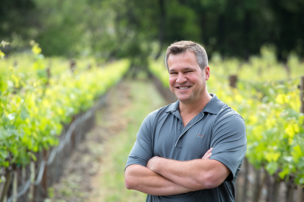 Stag's Leap Winemaker Marcus Notaro