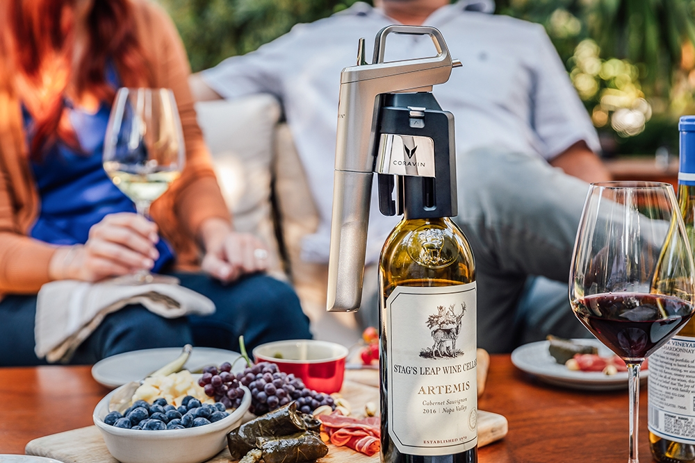 Coravin, perfect for the wine lover