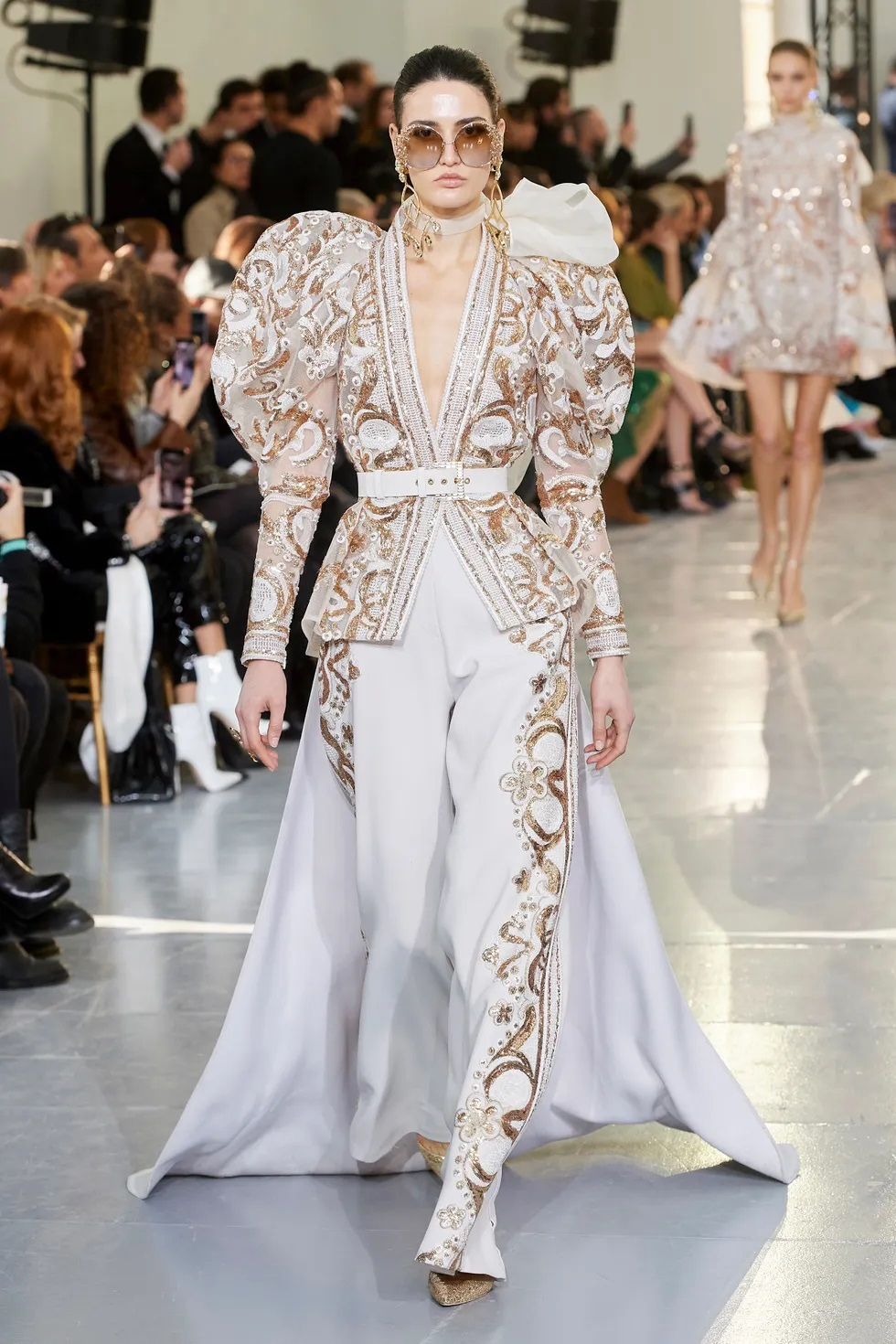 Elie Saab's collection