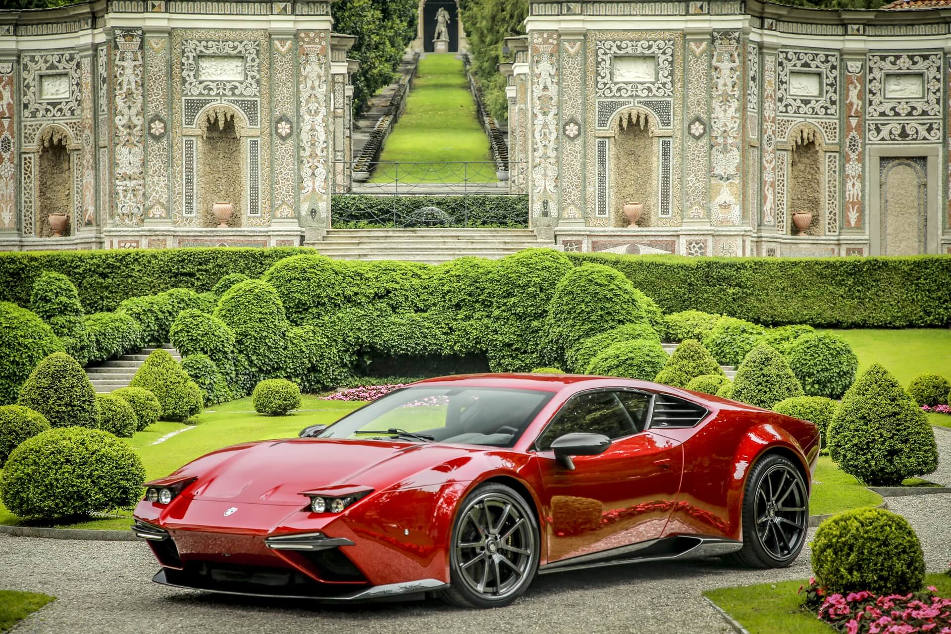 ARES Panther ProgettoUno supercar