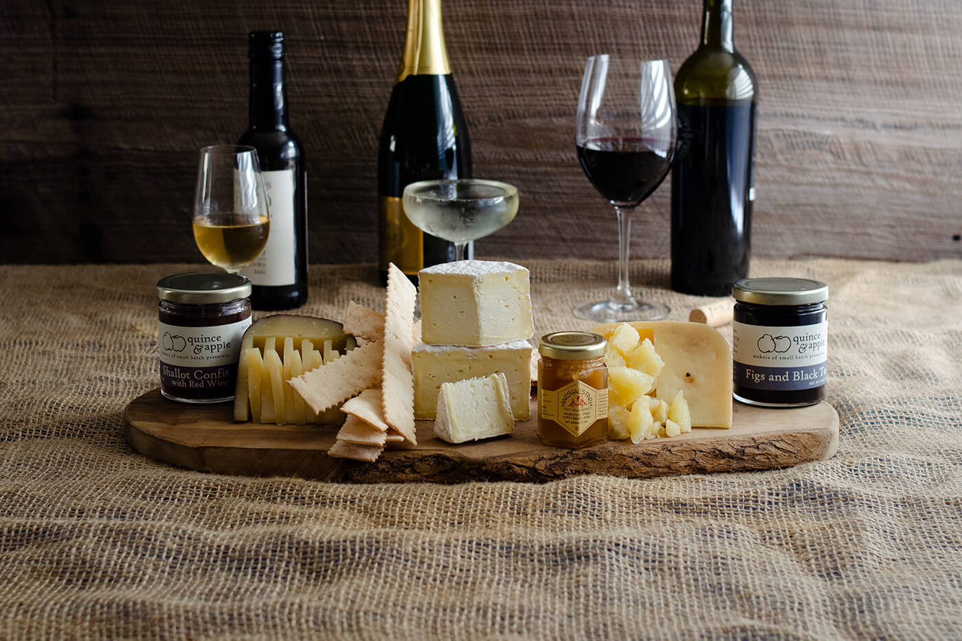Cowgirl Creamery 'Just Add Wine' Collection for a gift