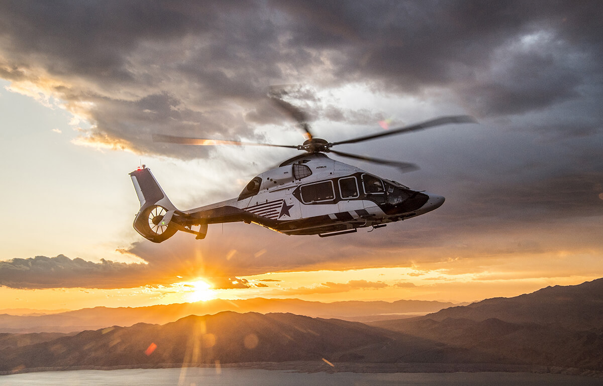 Airbus ACH helicopter