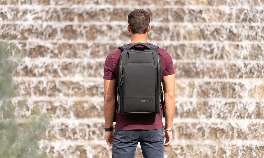 Nomadic Travel Pack Backpack as a Christmas gift