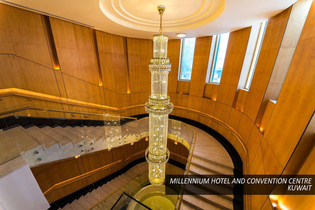 Millennium Hotel and Convention Center Kuwait Lampart Lighting Solutions
