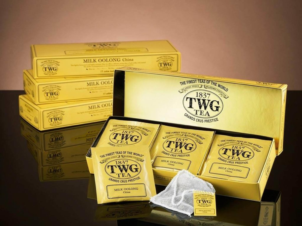 TWG Black Tea. Source Amazon