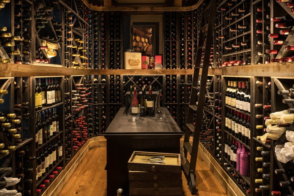 The Narrows Steakhouse Wineroom