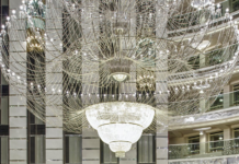 Delphin Imperial Lara Lampart Lighting Solutions