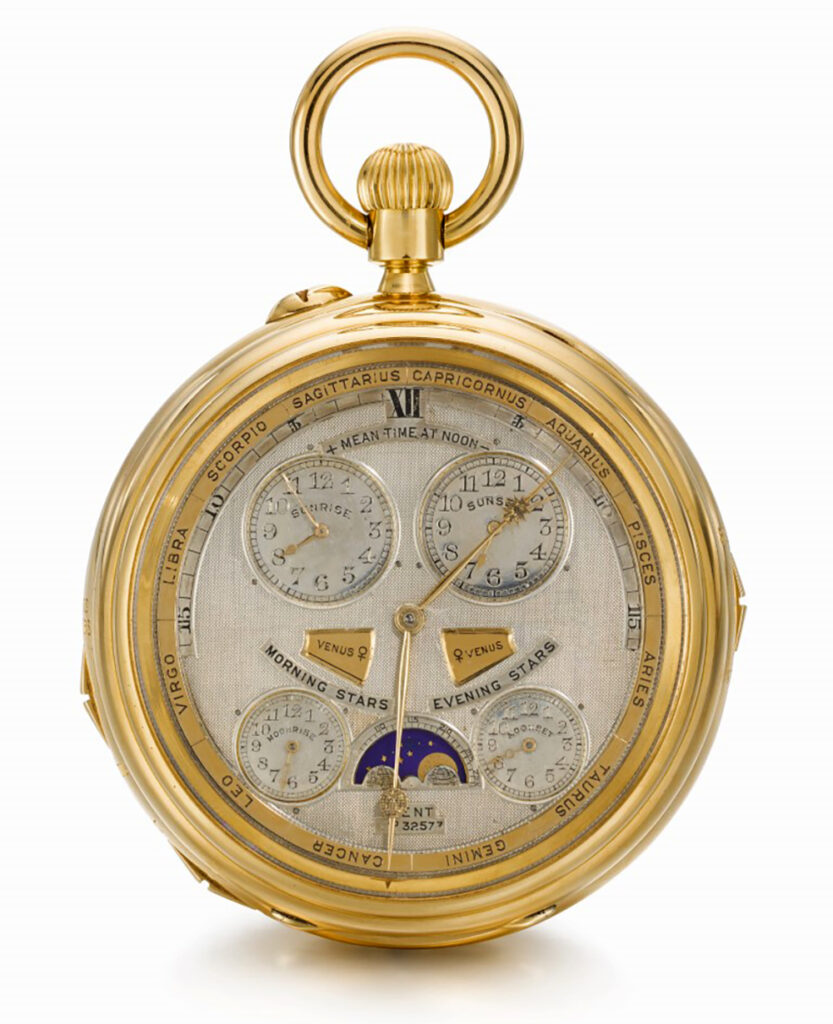 The Dent 'Ultra Complication, Sotheby's