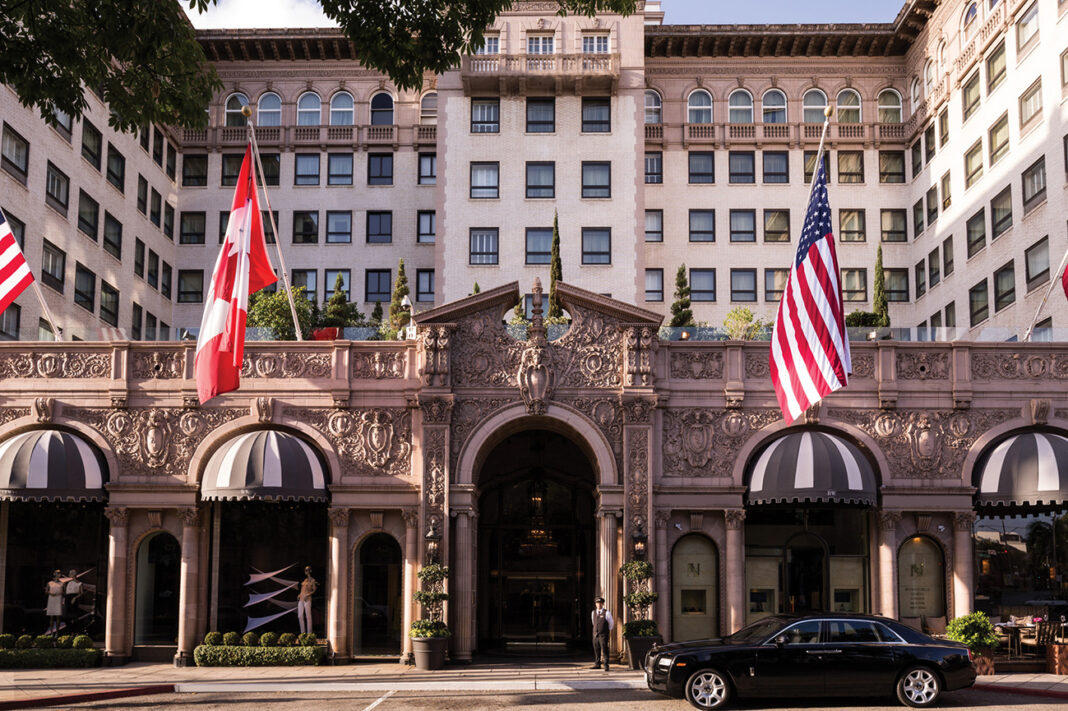 Beverly Hills, a guide to LA travel