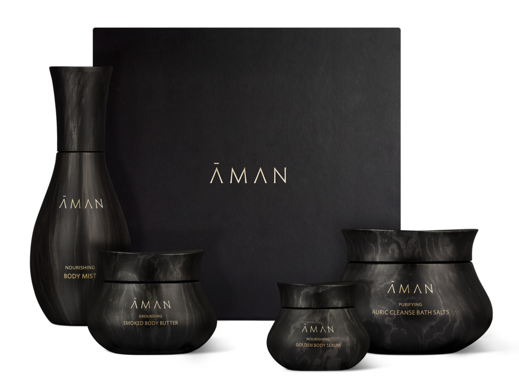 Ultimate Bath Aman Fragrance