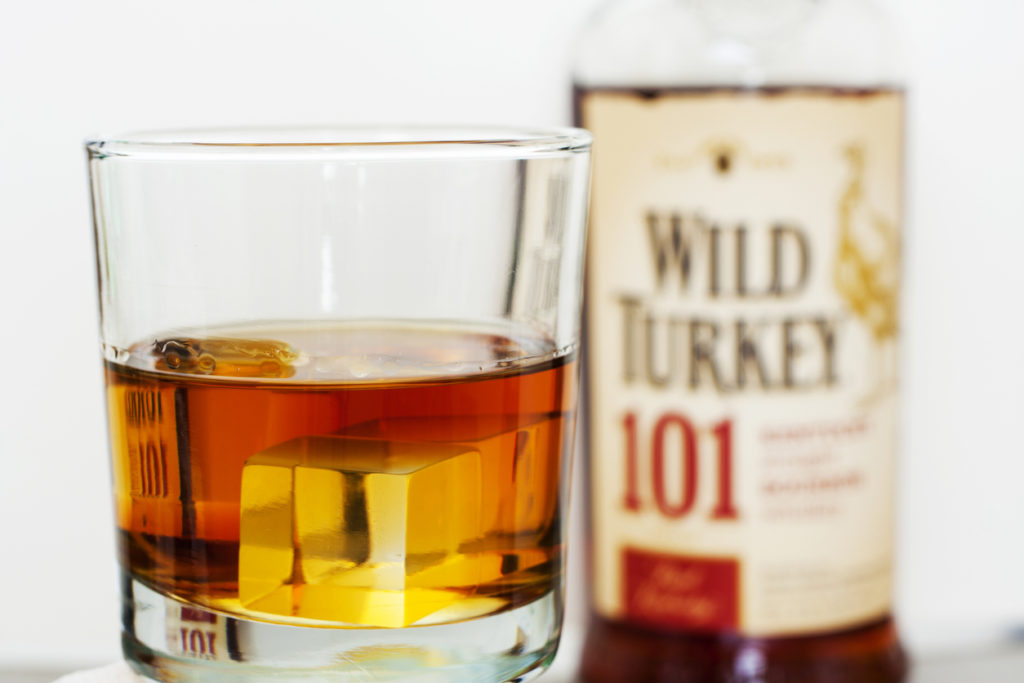 Wild Turkey 101 alcoholic drink