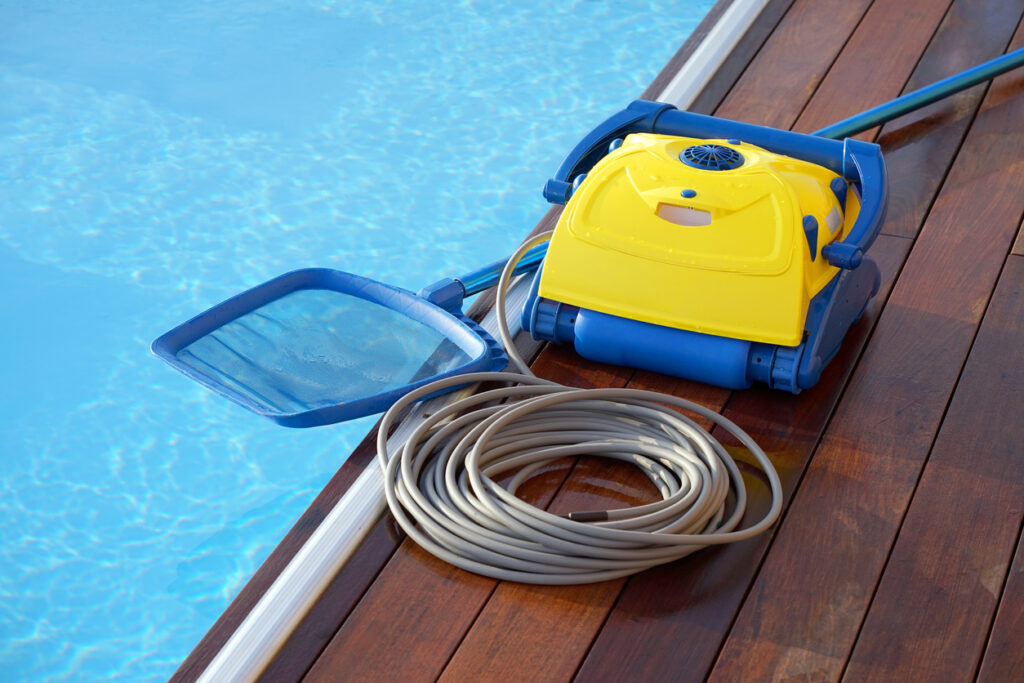 Automatic pool cleaners.