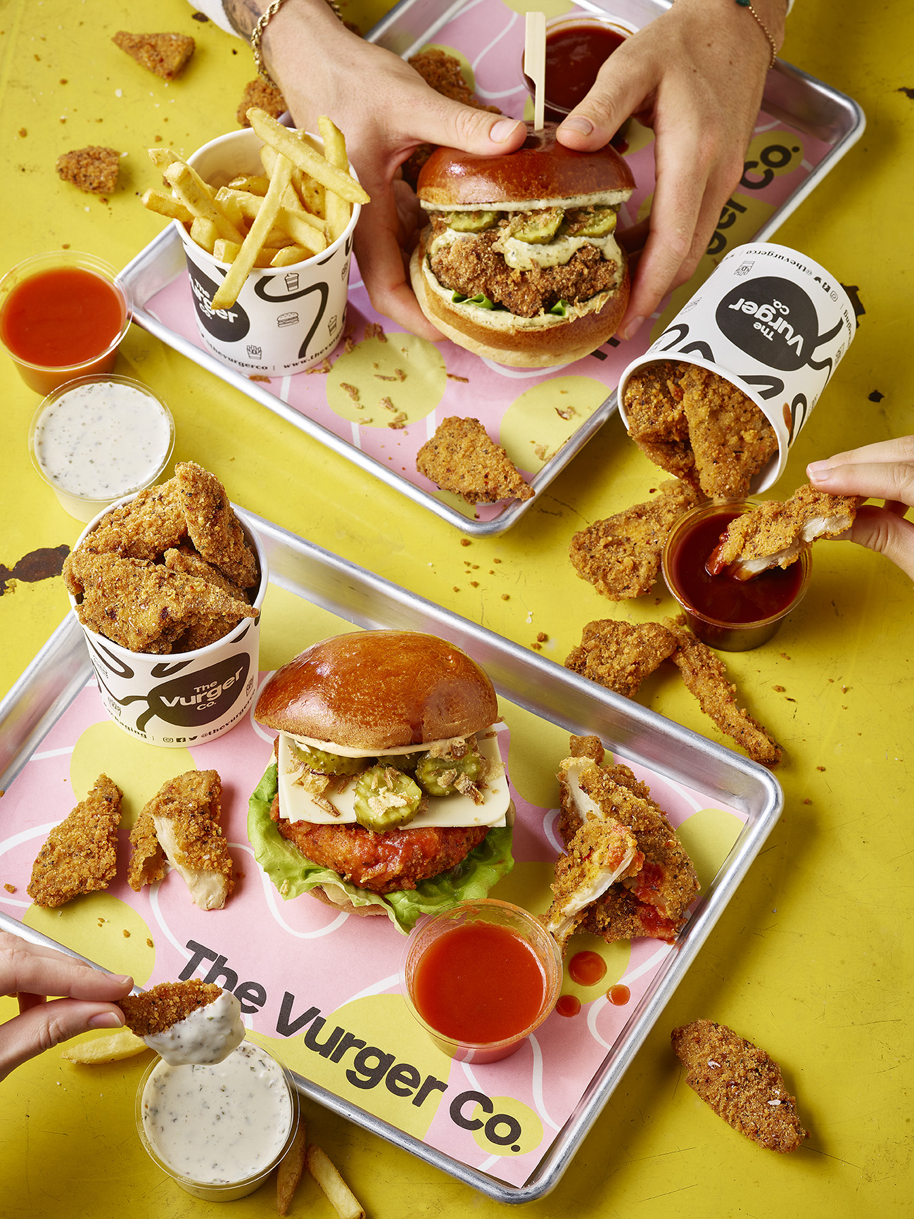 Soul-satisfying Vegan Food by The Vurger Co.