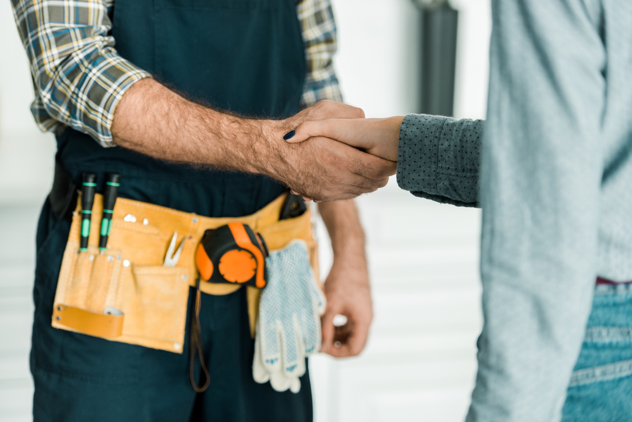 Finding Professionals for Home Repair Projects