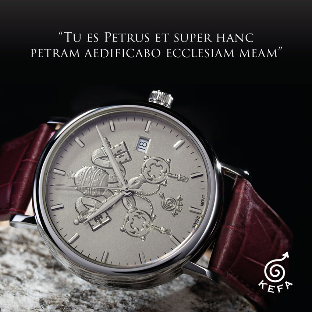 KEFA collection watch
