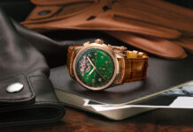 Premier B21 Chronograph Tourbillon 42 Bentley Limited Edition