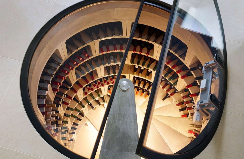 Wine Lover? These Are The World's Most Extravagant Wine Cellars