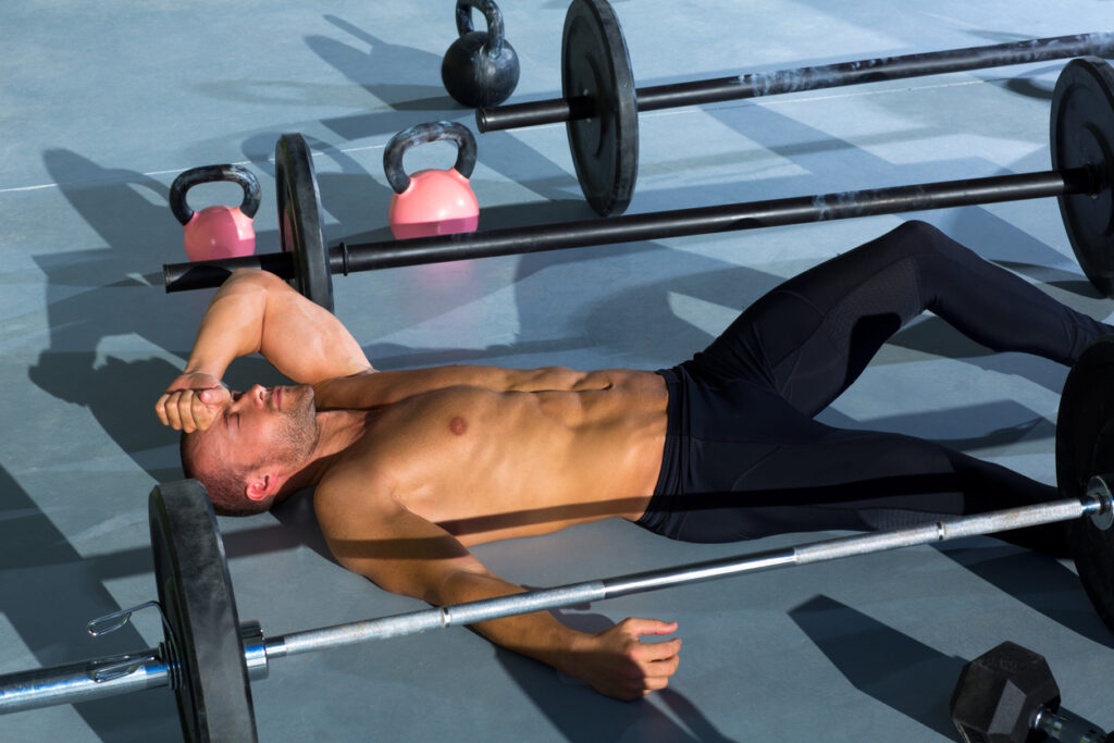 How to alleviate muscle pain after an exercise session